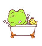 蛙探偵ケロ・ホームズ(個別スタンプ:36)