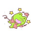 蛙探偵ケロ・ホームズ(個別スタンプ:38)