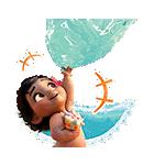 モアナと伝説の海(個別スタンプ:20)