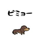 激しく尻尾をふるイヌ4(個別スタンプ:02)