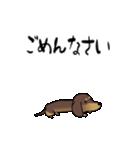 激しく尻尾をふるイヌ4(個別スタンプ:08)