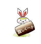 ウサ晴らすちゃん(個別スタンプ:09)