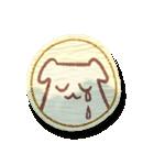 まんまる和紙のしーる風すたんぷ(個別スタンプ:22)
