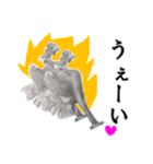 【実写】一万円(個別スタンプ:33)