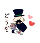 ほのぼのおじさんスタンプ(個別スタンプ:02)