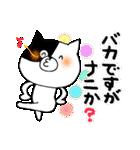 猫便り12 〜バカスペシャル〜(個別スタンプ:12)