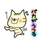 猫便り12 〜バカスペシャル〜(個別スタンプ:38)