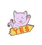 猫又のシズクさん(個別スタンプ:03)