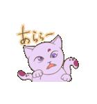 猫又のシズクさん(個別スタンプ:26)