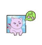 猫又のシズクさん(個別スタンプ:30)