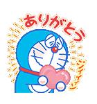 ドラえもん桜くじ付きスタンプ(個別スタンプ:03)