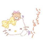 ハローキティ桜くじ付きスタンプ(個別スタンプ:12)