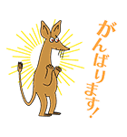 ムーミン桜くじ付きスタンプ(個別スタンプ:11)