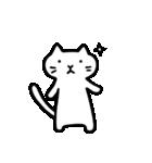 Ato's モノクロねこさん【ato10396】(個別スタンプ:29)