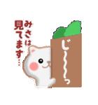 【みさ】さんが使う☆名前スタンプ(個別スタンプ:25)