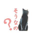 チョコーねこ(個別スタンプ:04)