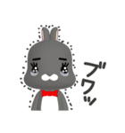 3Dうさぎ ラパン&バニー(個別スタンプ:31)