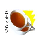 【実写】紅茶(個別スタンプ:13)
