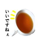 【実写】紅茶(個別スタンプ:15)