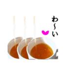 【実写】紅茶(個別スタンプ:32)