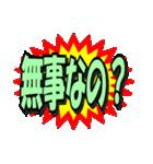 災害緊急時対話用デカ文字スタンプ(個別スタンプ:04)
