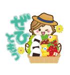 【初夏▶夏】さわやか♪毎日つかえる言葉♥(個別スタンプ:23)