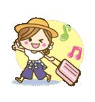 【初夏▶夏】さわやか♪毎日つかえる言葉♥(個別スタンプ:36)