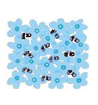 花メルヘン(個別スタンプ:08)
