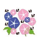 花メルヘン(個別スタンプ:09)