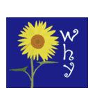 花メルヘン(個別スタンプ:10)