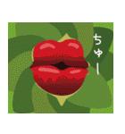 花メルヘン(個別スタンプ:31)
