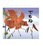 花メルヘン(個別スタンプ:37)
