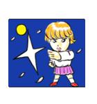 女子高生狂奏曲~ラプソディ~(個別スタンプ:19)
