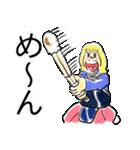女子高生狂奏曲~ラプソディ~(個別スタンプ:22)