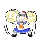 女子高生狂奏曲~ラプソディ~(個別スタンプ:38)