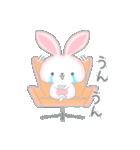愛しさと切なさと涙ウサギと(個別スタンプ:11)