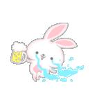 愛しさと切なさと涙ウサギと(個別スタンプ:14)