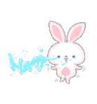愛しさと切なさと涙ウサギと(個別スタンプ:15)