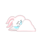 愛しさと切なさと涙ウサギと(個別スタンプ:17)