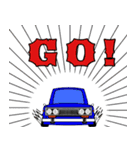 旧車シリーズfor510ブルーバード(個別スタンプ:7)