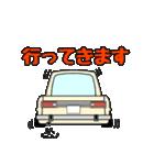 旧車シリーズfor510ブルーバード(個別スタンプ:11)