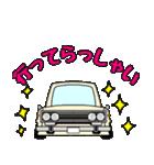 旧車シリーズfor510ブルーバード(個別スタンプ:12)