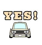 旧車シリーズfor510ブルーバード(個別スタンプ:15)