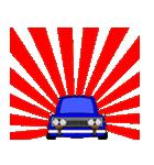 旧車シリーズfor510ブルーバード(個別スタンプ:27)