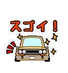 旧車シリーズfor510ブルーバード(個別スタンプ:29)