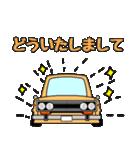 旧車シリーズfor510ブルーバード(個別スタンプ:30)