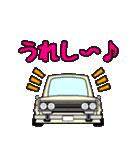旧車シリーズfor510ブルーバード(個別スタンプ:31)