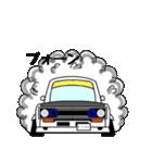旧車シリーズfor510ブルーバード(個別スタンプ:33)