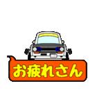 旧車シリーズfor510ブルーバード(個別スタンプ:37)