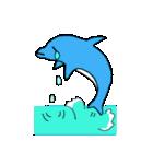 涙を流す動物たち(個別スタンプ:38)